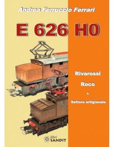 E.626 H0 - Rivarossi - Roco
