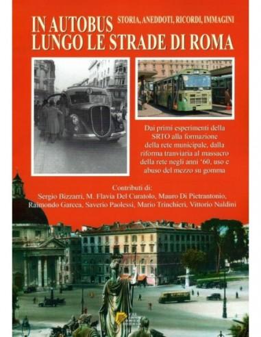 In autobus lungo le strade di Roma