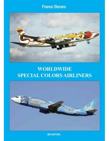 Worldwide special colors airlines