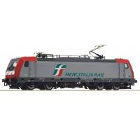 Roco 73341- Locomotiva elettrica E 483.320 Mercitalia Rail - Sound