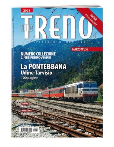Tutto Treno n.359 - Numero collezione...