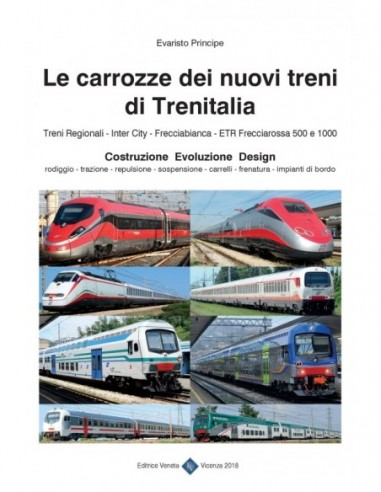 Le carrozze dei nuovi treni di...