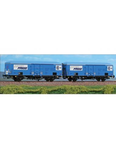 AC45079 - Set due carri Interfrigo