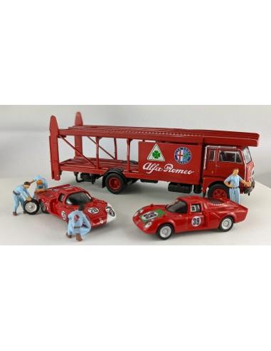 PIBK58477 - Set Alfa Romeo Daytona 1968
