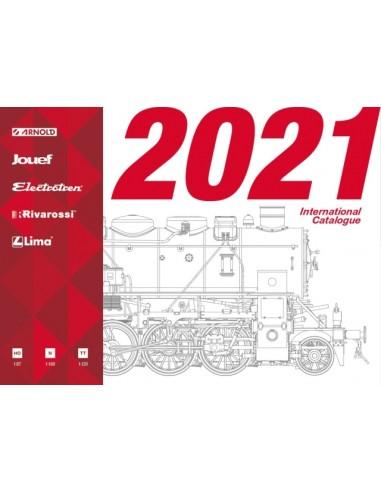 Catalogo 2021 Hornby - Rivarossi,...