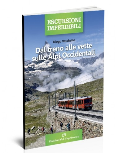 Dal treno alle vette sulle Alpi...