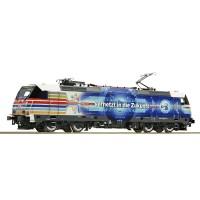 """Roco 73674 - Locomotiva elettrica 146 247 """"Vernetzt in die Zukunft"""" DB"""