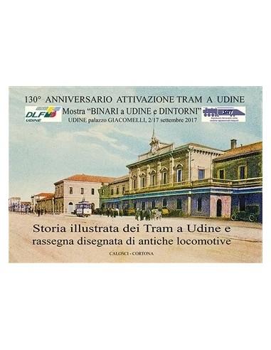 Storia illustrata dei tram a Udine
