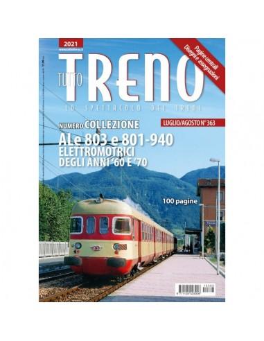 Tutto Treno n.363 - Numero collezione...