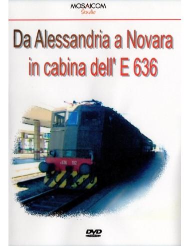 Da Alessandria a Novara in cabina...