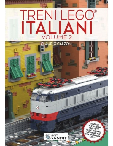 Treni Lego® italiani - Volume 2