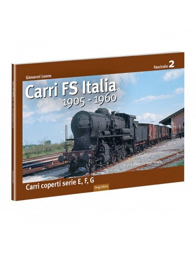 Carri FS Italia dal 1905 al 1960 - II...