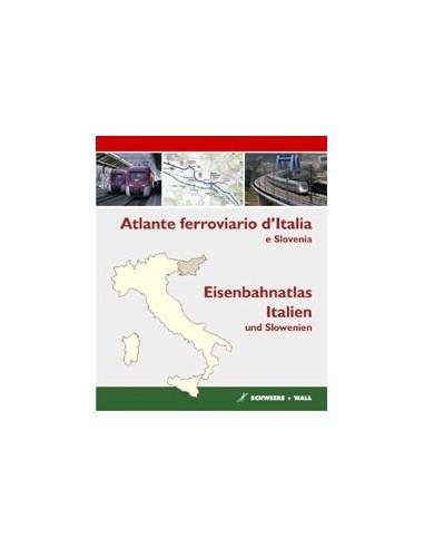 Atlante Ferroviario d'Italia e Slovenia