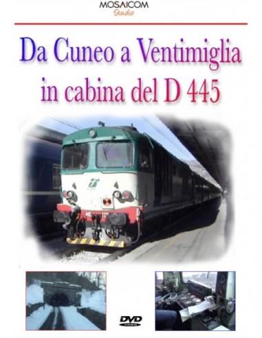 Da Cuneo a Ventimiglia in cabina...