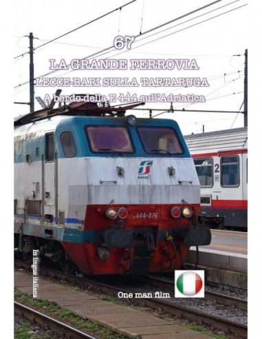 Lecce-Bari sulla Tartaruga - A bordo...