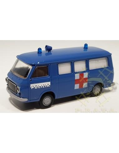 Fiat 238 - Ambulanza della Polizia -...