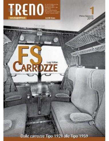 FS Carrozze - Dalle Tipo 1921 alle...