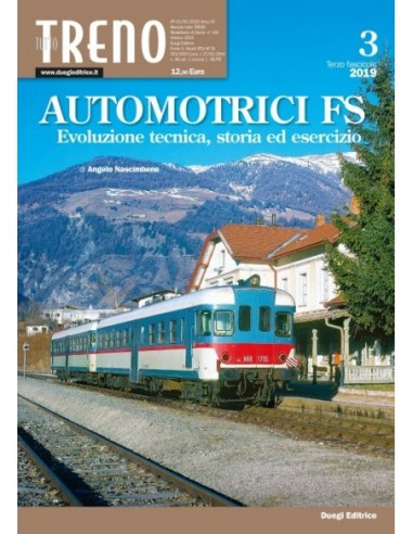 Automotrici FS - III Fascicolo