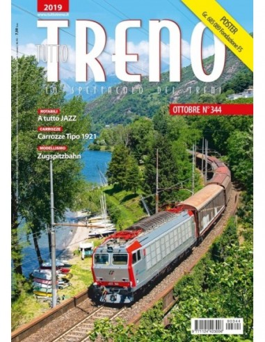 Tutto Treno n.344 - Ottobre 2019