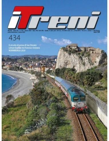I Treni n.434 - Marzo 2020