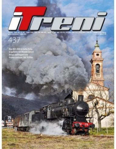 I Treni n.437 - Luglio 2020
