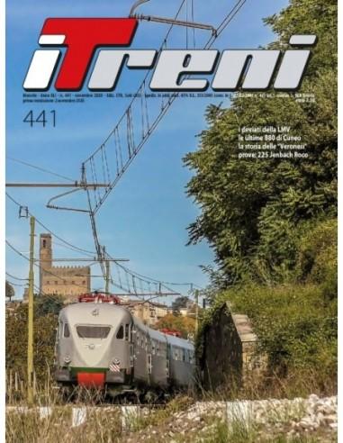 I Treni n.441 - Novembre 2020