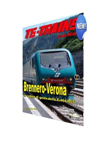 Brennero - Verona in cabina di guida...