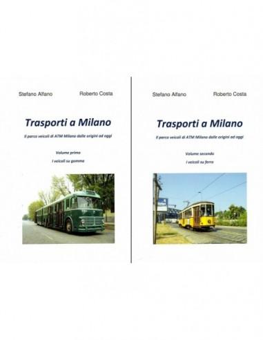 Trasporti a Milano - Il parco veicoli...