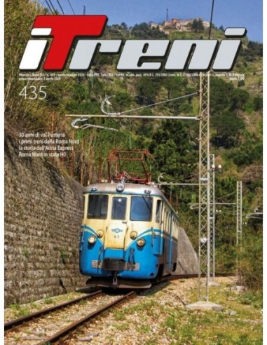 I Treni n.435 - Aprile-Maggio 2020