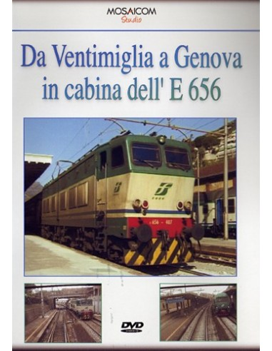 Da Ventimiglia a Genova in cabina...