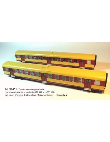 BM91541 - Le 803 rimorchiate...