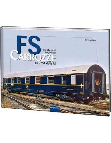 FS Carrozze - III Volume Ex CIWL