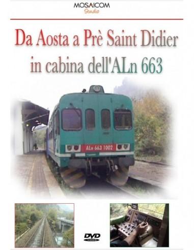 Da Aosta a Prè Saint Didier in cabina...