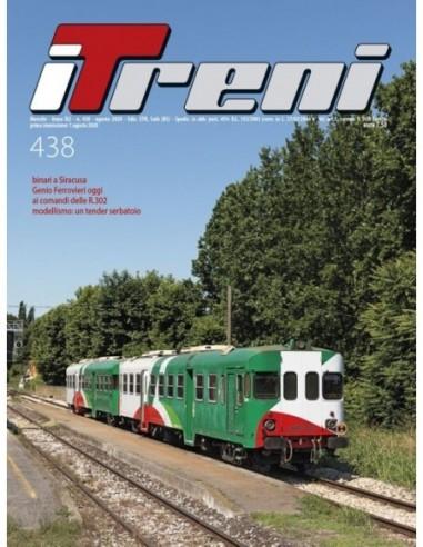 I Treni n.438 - Agosto 2020