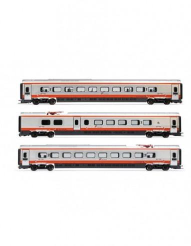 HL4670 - Set 3 carrozze aggiuntive...