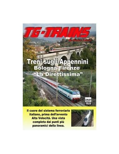 Treni sugli Appennini: Bologna-Firenze