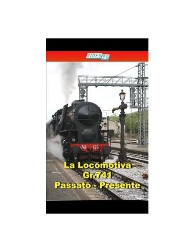 La locomotiva Gr.741 - Passato -...