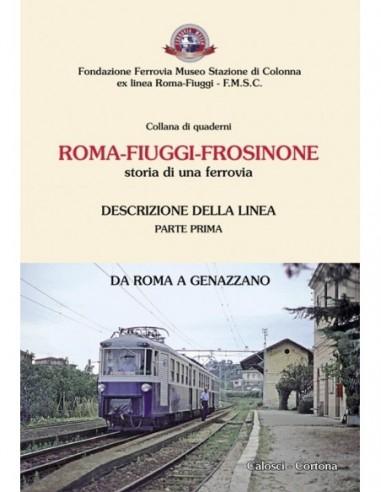 Roma-Fiuggi-Frosinone. Parte prima....