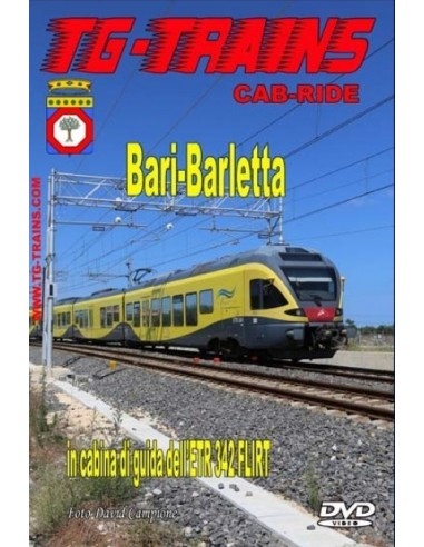 Bari - Barletta - In cabina di guida...