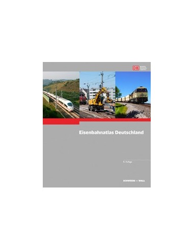 Eisenbahnatlas Deutschland 2011