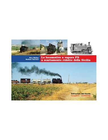 Le locomotive a vapore FS a...