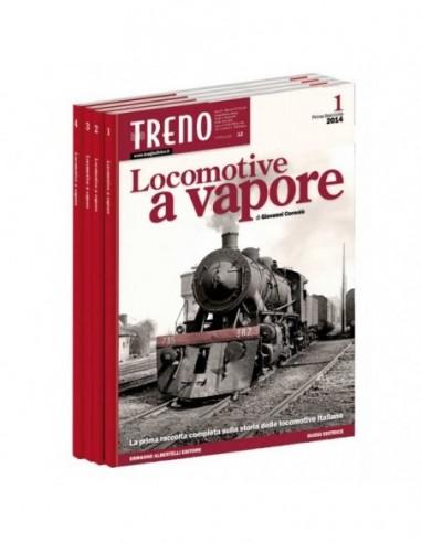 Fascicolo Locomotive a Vapore - I Volume