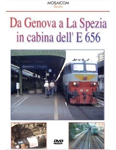 Da Genova a La Spezia in cabina...