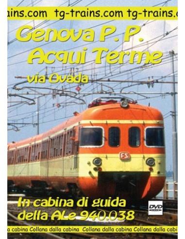 Genova P.P.-Acqui Terme In cabina di...