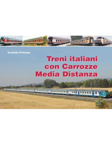 Treni italiani con Carrozze Media...