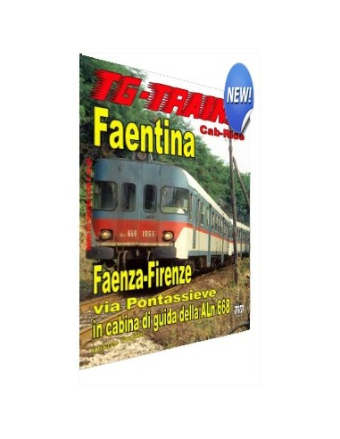 Faentina - Faenza-Firenze in cabina...