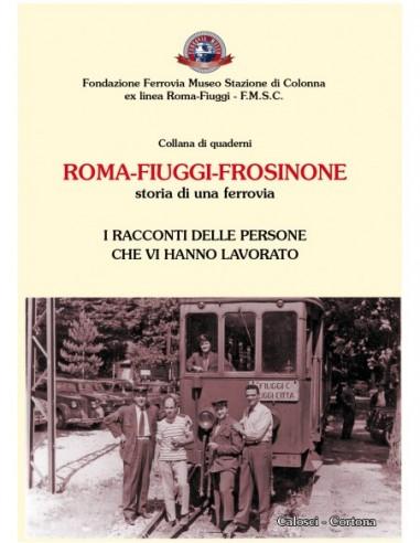 Roma-Fiuggi-Frosinone - I racconti...
