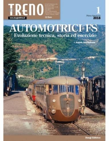 Automotrici FS - I Fascicolo
