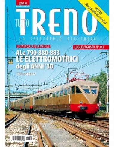 Tutto Treno n.342 - Numero collezione...