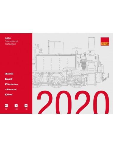 Catalogo 2020 Hornby - Rivarossi,...
